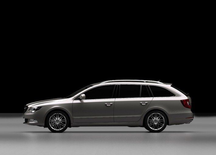 Skoda Auto: Zwei IAA-Weltpremieren (mit Bild)
