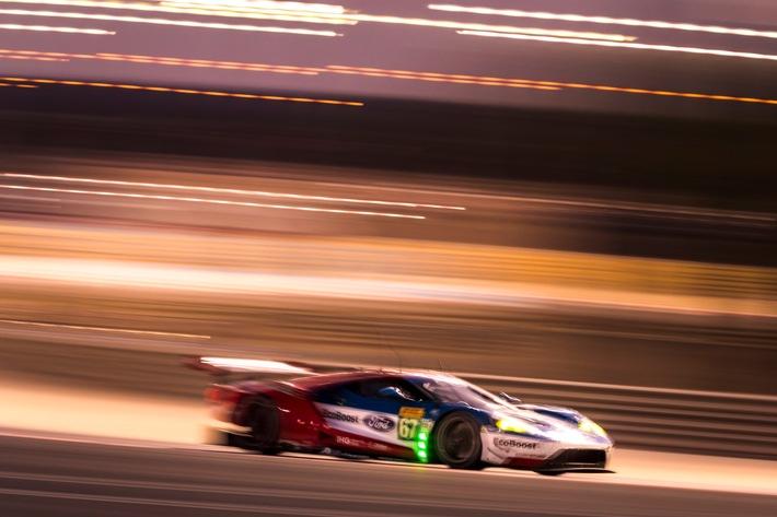 Ford GT-Piloten verpassen trotz Podestplatz in Bahrain den erhofften Fahrer-WM-Titel