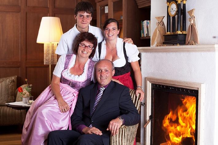 Der Klausnerhof gewinnt zum zweiten Mal den begehrtesten Preis der Hotelbranche - BILD