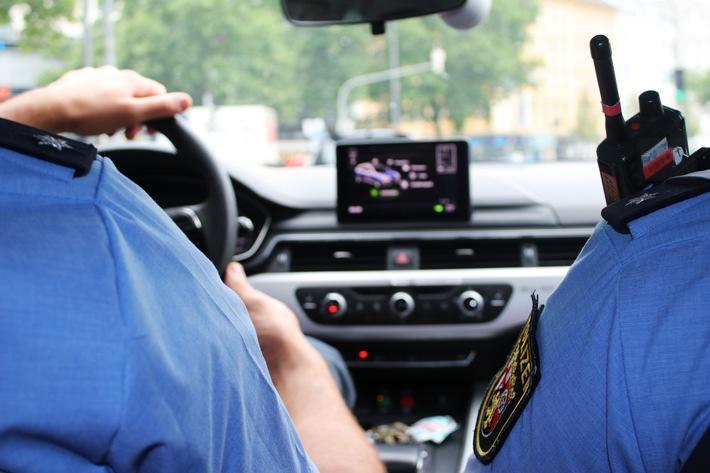 auf streife - Bewerbung Polizei Rlp