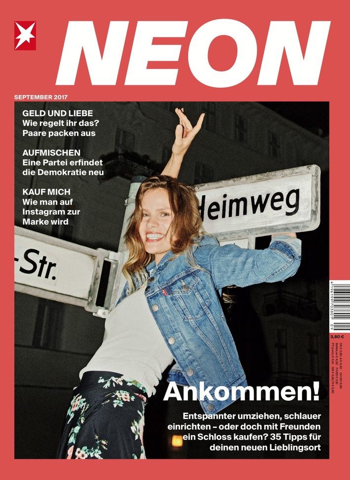"""Schauspieler Samuel Koch im NEON-Interview: """"Schauspielerei war mein Anti-Berufswunsch"""""""