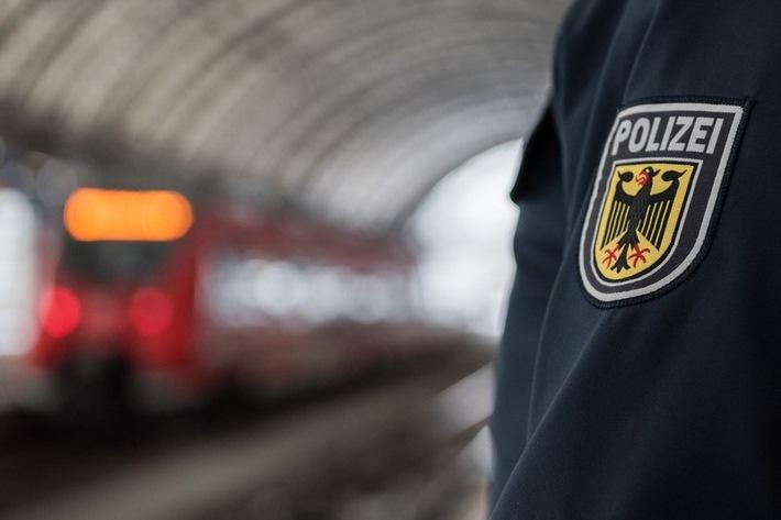 Symbolfoto Bahnhof - allgemein / Bundespolizei