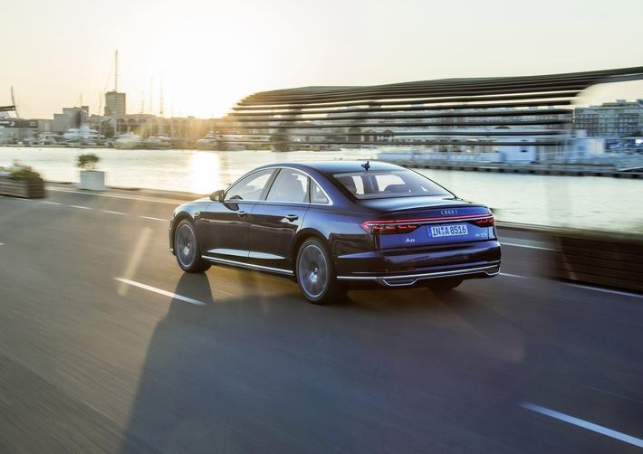 Audi-Absatz im November mit neuem Bestwert
