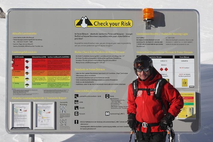 """""""Check Your Risk"""" - BILD"""