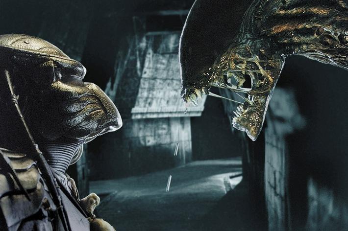 """Zum Kinostart von """"Predator - Upgrade"""" gibt's alle Predator- und Alien-Hits auf einem eigenen Sender: """"Sky Cinema Alien vs. ..."""
