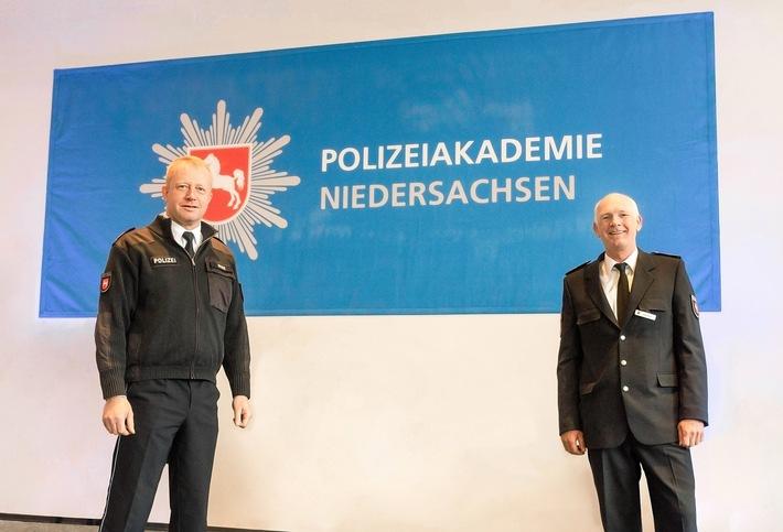 POL-AK NI: Landespolizeidirektor zu Gast / Austausch zur strategischen Ausrichtung der Polizeiakademie Niedersachsen