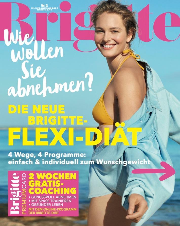 in Die neue BRIGITTE-Flexi-Diät - 2018 individuell abnehmen