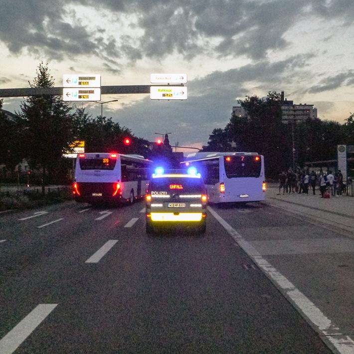 Busunfall Gießen