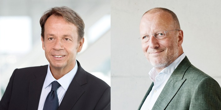 SRG SSR leitet Stabswechsel ein: Gilles Marchand soll im Herbst 2017 auf Roger de Weck folgen