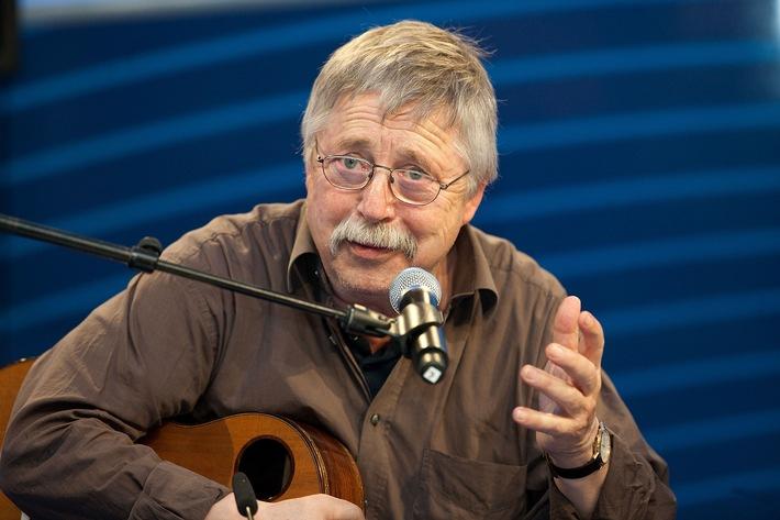 MDR KULTUR zum 80. Geburtstag von Wolf Biermann