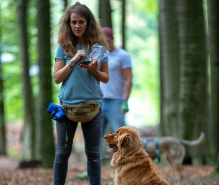 """Hundeschule Witten """"Unter Wölfen"""" / Weiterer Text über ots und www.presseportal.de/nr/152211 / Die Verwendung dieses Bildes ist für redaktionelle Zwecke honorarfrei. Veröffentlichung bitte unter Quellenangabe: """"obs/Unter Wölfen"""""""