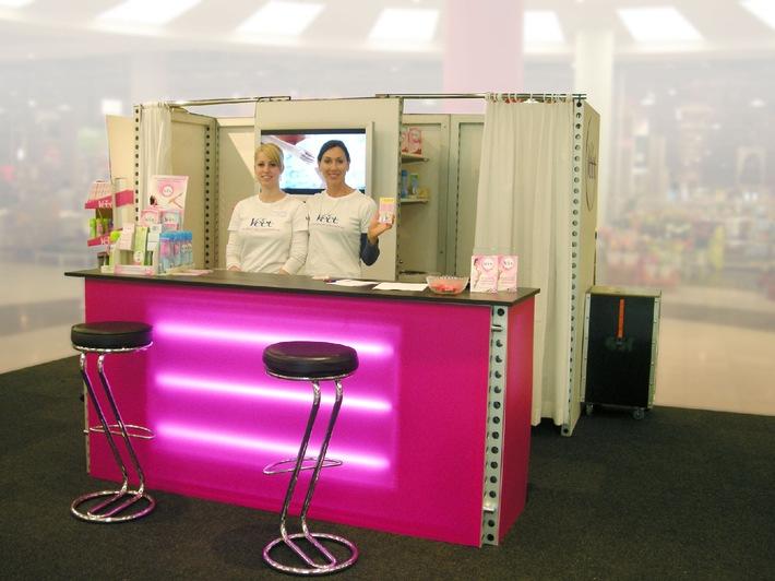 Veet Roadshow 2009 - entdecken, begeistern & profitieren
