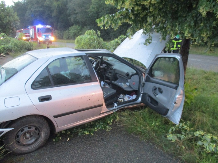 Unfallfahrzeug L 356
