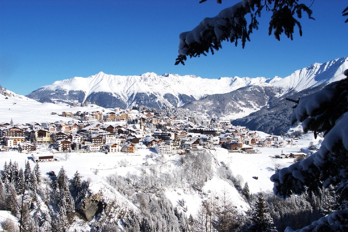 Serfaus-Fiss-Ladis ist weltbestes Skigebiet - BILD