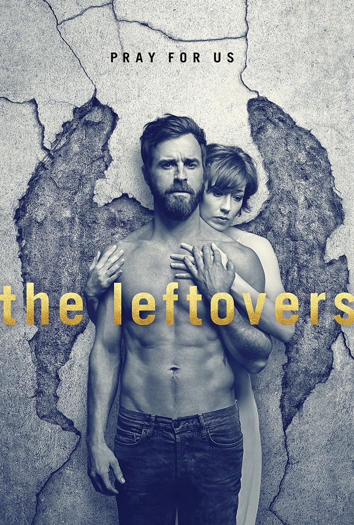 """Justin Theroux und Carrie Coon in """"The Leftovers"""" Weiterer Text über ots und www.presseportal.de/nr/33221 / Die Verwendung dieses Bildes ist für redaktionelle Zwecke honorarfrei. Veröffentlichung bitte unter Quellenangabe: """"obs/Sky Deutschland"""""""