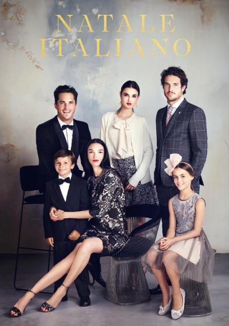 Pressedossier zum Globus Magazin: NATALE  ITALIANO
