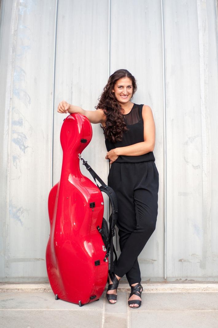 SWR2 New Talent Janina Ruh auf der Insel Mainau