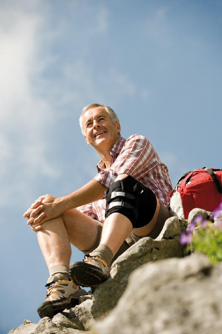 Arthrose - Meniskus - Kreuzbandriss / Das Knie behandeln und wieder mobil sein (mit Bild)