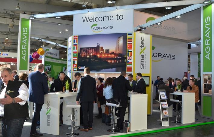 AGRAVIS-Gruppe zieht positives Fazit der EuroTier 2014