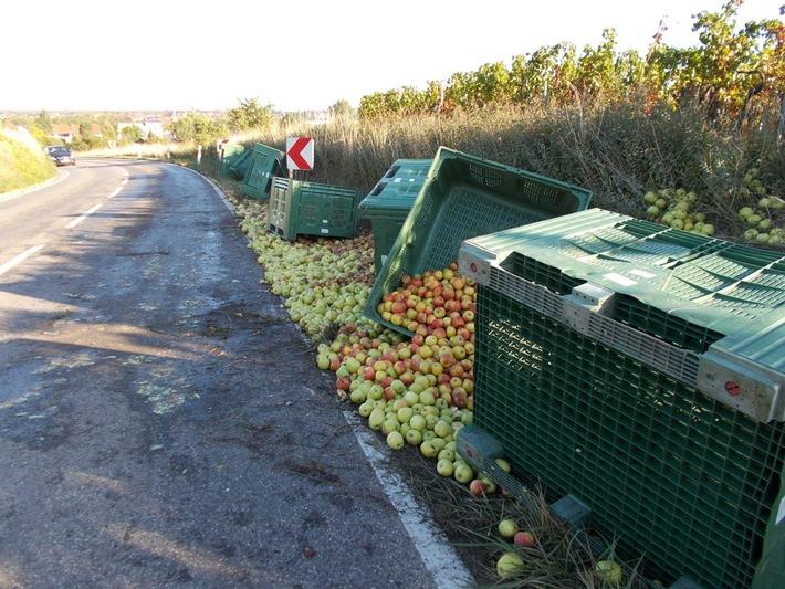 VU Weisenheim Äpfel