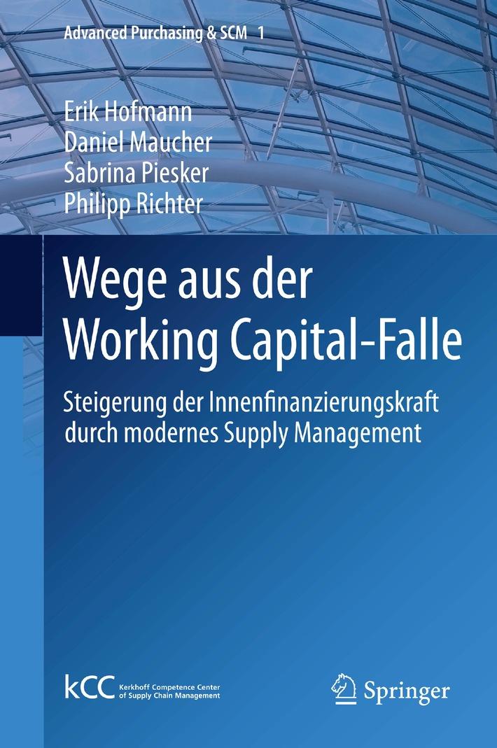 Neues Kerkhoff-Buch: Wege aus der Working Capital-Falle