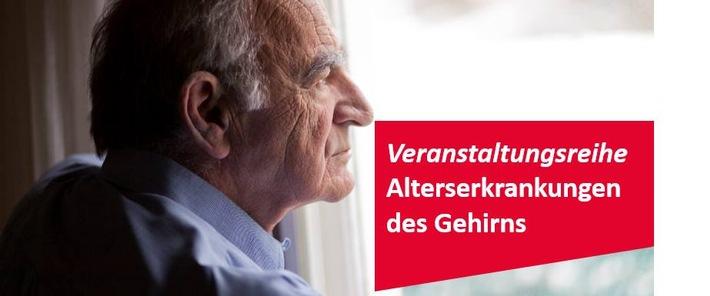 Einladung und Info: Alterserkrankungen des Gehirns am 26.9 in der Goethe-Uni