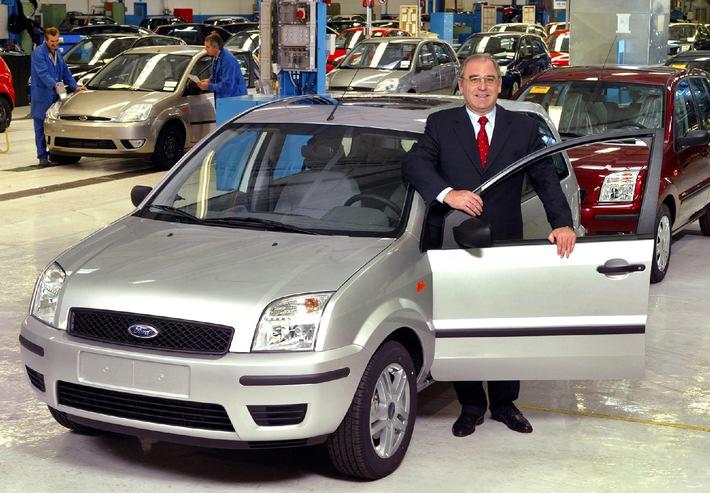 Produktion des neuen Ford Fusion angelaufen
