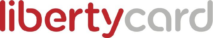 """Logo LibertyCard. Weiterer Text über ots und www.presseportal.ch/pm/100057744 / Die Verwendung dieses Bildes ist für redaktionelle Zwecke honorarfrei. Veröffentlichung bitte unter Quellenangabe: """"obs/BonusCard.ch AG"""""""