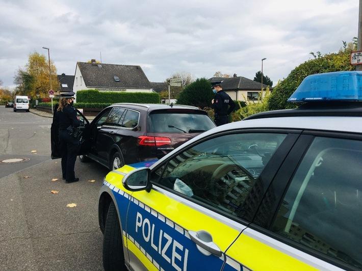 POL-HI: Verkehrswoche in Sarstedt - Geschwindigkeitsverstöße - Coronaverstöße
