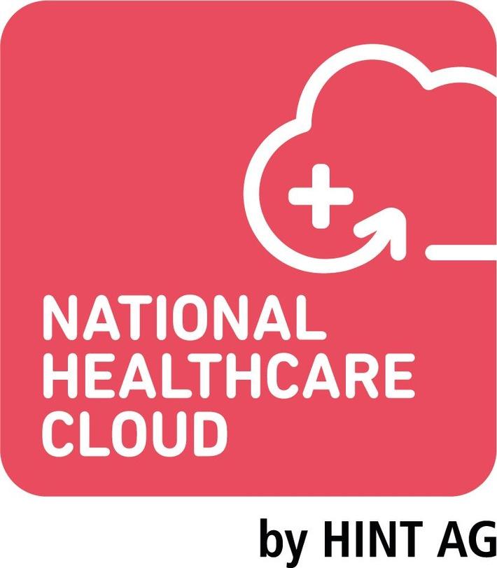 """National Healthcare Cloud by HINT AG / Weiterer Text über ots und www.presseportal.ch/de/nr/100059036 / Die Verwendung dieses Bildes ist für redaktionelle Zwecke honorarfrei. Veröffentlichung bitte unter Quellenangabe: """"obs/HINT AG"""""""