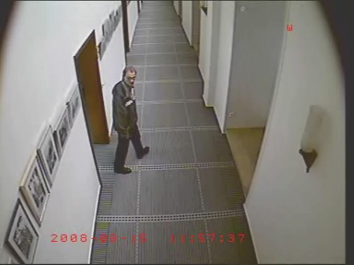 Diebstahl aus Büroraum