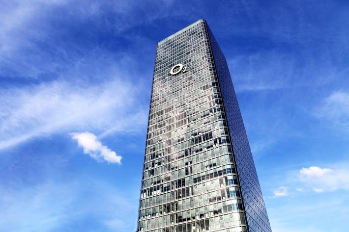 """o2 Tower / Weiterer Text über ots und www.presseportal.de/nr/56051 / Die Verwendung dieses Bildes ist für redaktionelle Zwecke honorarfrei. Veröffentlichung bitte unter Quellenangabe: """"obs/Telefónica Deutschland Holding AG/Fernanda Vilela"""""""