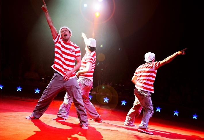 Circus Knie: Tournee-Ende 2008