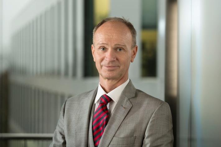 Wolfgang Langhoff, Vorsitzender des Vorstands der BP Europa SE