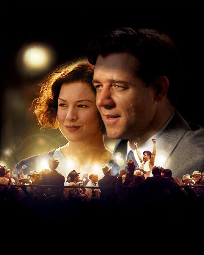 """Russell Crowe trotzt der Weltwirtschaftskrise - in """"Das Comeback"""" als Free-TV-Premiere am Mittwoch, 13. Mai 2009, bei kabel eins"""