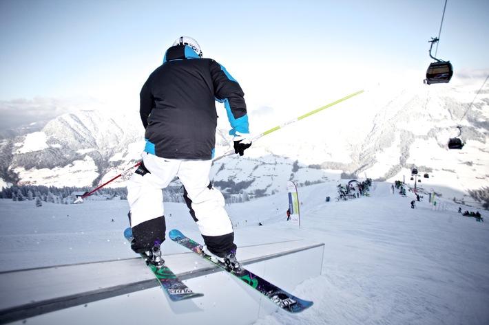 Zwei Tage Skiparty beim Skiopening im Alpbachtal - BILD