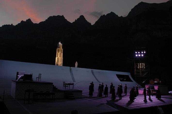 """""""Heidi - Das Musical"""": Premiere - Heidi ruft und das Echo ist gewaltig"""