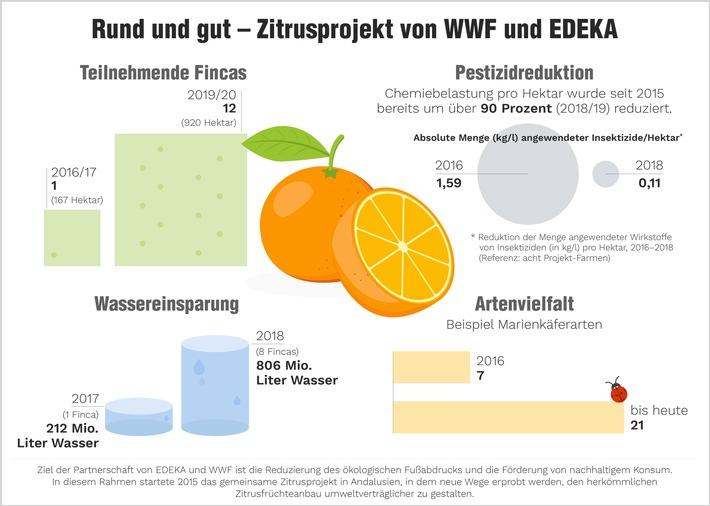 """Zitrusprojekt von WWF und EDEKA: Nachhaltiges Anbauprojekt überzeugt immer mehr andalusische Orangenbauern. Weiterer Text über ots und www.presseportal.de/nr/51907 / Die Verwendung dieses Bildes ist für redaktionelle Zwecke honorarfrei. Veröffentlichung bitte unter Quellenangabe: """"obs/EDEKA ZENTRALE AG & Co. KG"""""""