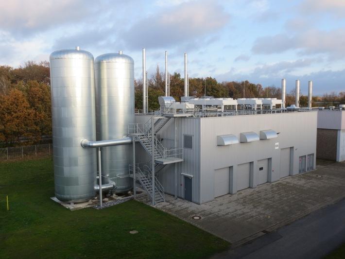 Eigenerzeugung von arvato SCM Solutions wird Teil des virtuellen Kraftwerks von Trianel / Logistikzentrum profitiert vom Regelenergiemarkt