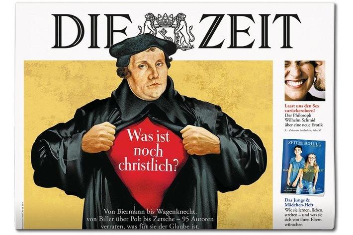 """DIE ZEIT 45/16. Weiterer Text über ots und www.presseportal.de/nr/9377 / Die Verwendung dieses Bildes ist für redaktionelle Zwecke honorarfrei. Veröffentlichung bitte unter Quellenangabe: """"obs/DIE ZEIT"""""""