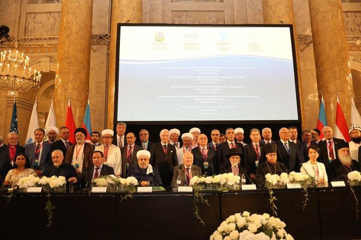 """Konferenz """"Von der interreligiösen und gesellschaftsübergreifenden Zusammenarbeit zur menschlichen Solidarität?"""