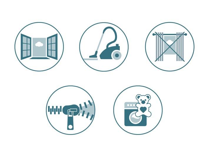hausstaubmilbenallergie mit diesen f nf tipps halten sie hausstaubmilben im zaum presseportal. Black Bedroom Furniture Sets. Home Design Ideas