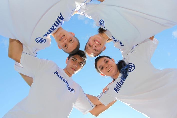 Allianz Suisse sucht den Fussball-Nachwuchsstar (BILD)
