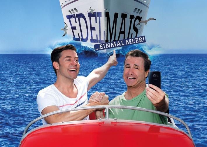 """Edelmais """"...einmal Meer!"""" / Weiterer Text über ots und www.presseportal.ch/de/nr/100009916 / Die Verwendung dieses Bildes ist für redaktionelle Zwecke honorarfrei. Veröffentlichung bitte unter Quellenangabe: """"obs/Edelmais/RGB Photo - Stefan Baumgartner"""""""