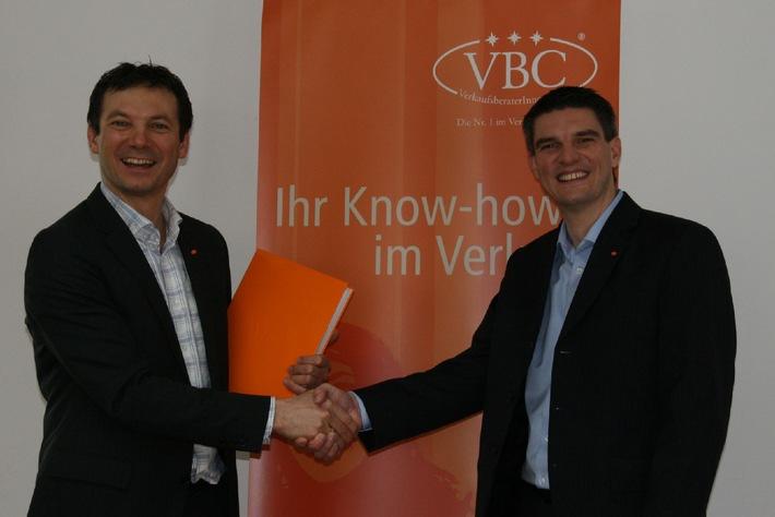Professionelles, nachhaltiges Verkaufstraining mit VBC nun auch in der Schweiz