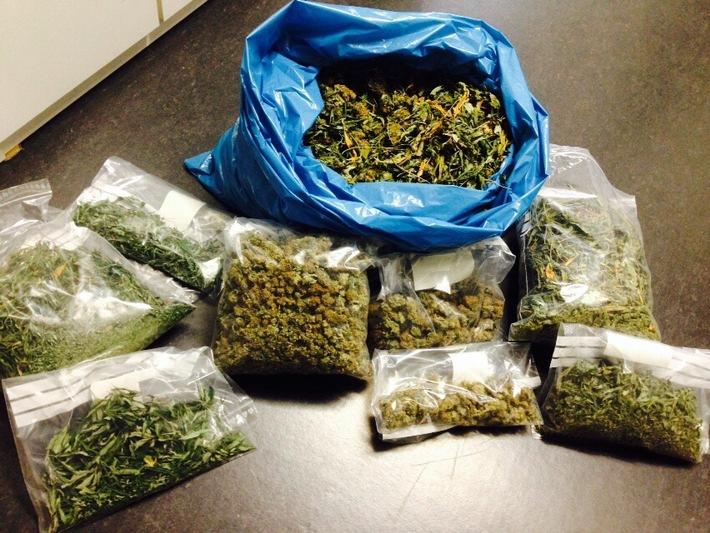 POL-H: Linden-Nord: Polizei beschlagnahmt Indoorplantage