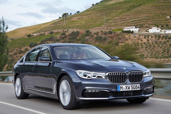 BMW Group mit bestem Oktober-Absatz aller Zeiten