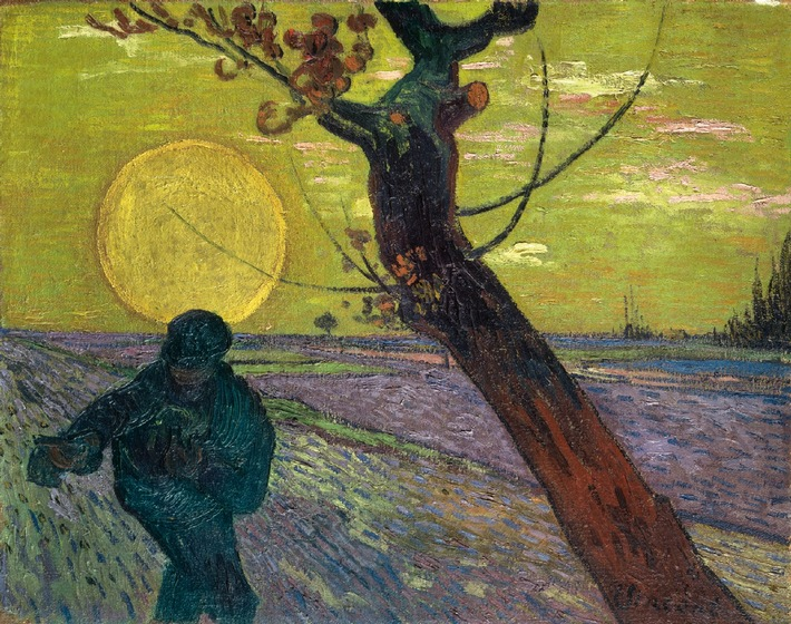 Monet, Gauguin, van Gogh ... Inspiration Japan ab 27. 9. 2014 im Museum Folkwang in Essen