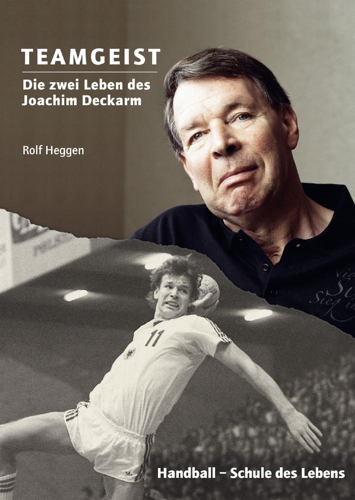 Benefiz-Buch: Rolf Heggen, Teamgeist