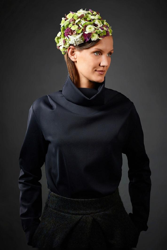 """Eine Hommage an die goldene Blume / Florales Chrysanthemen-Design """"made by Tim Labenda"""""""